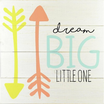 RoomMates Framed Wall Poster Prints Dream Big Little One