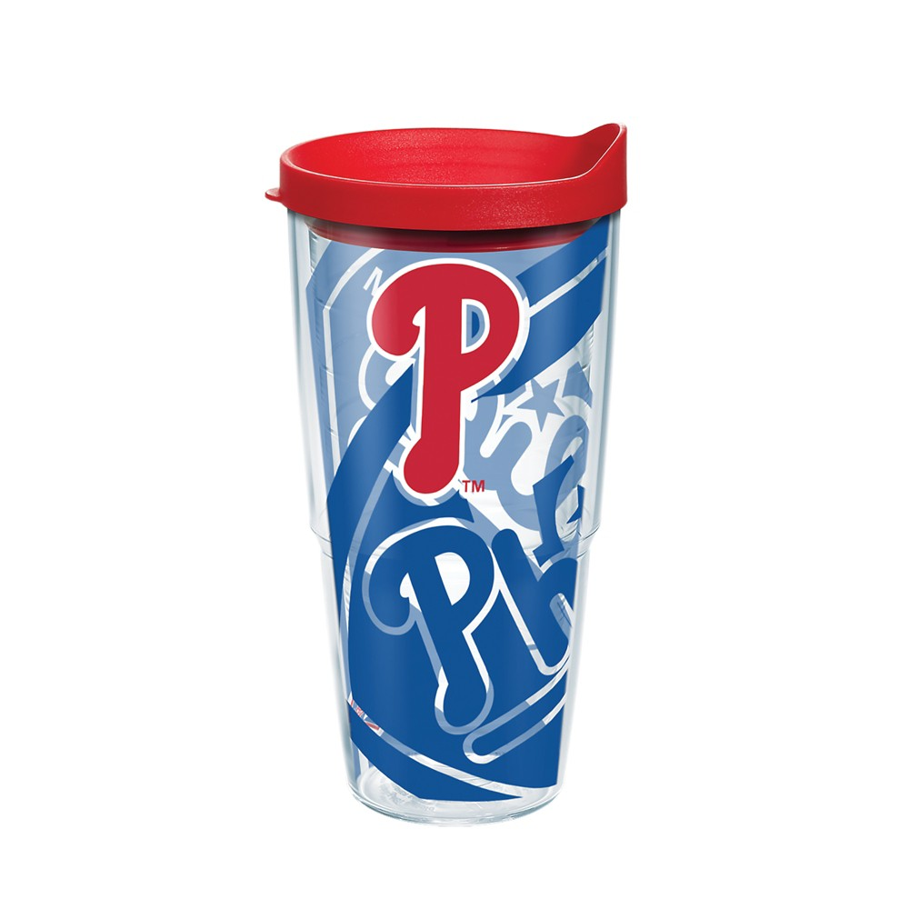 MLB Philadelphia Phillies 24oz Genuine Tumbler