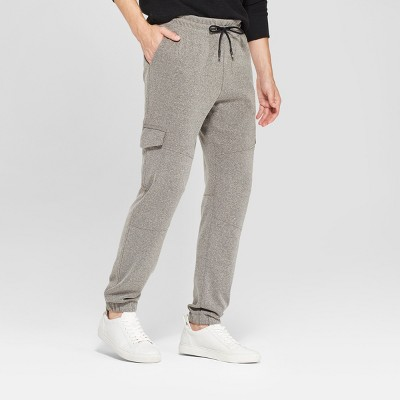 Men's Tapered Knit Cargo Jogger Pants - Goodfellow & Co™