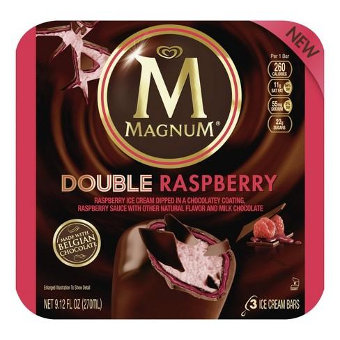 Magnum Double Raspberry Ice Cream Bars - 3ct - image 1 of 4