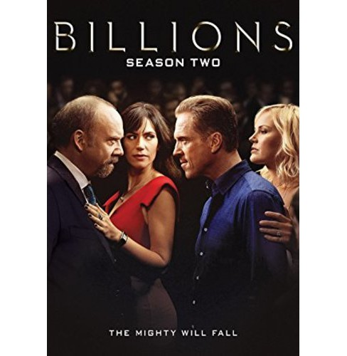Billions: Season Two (DVD) - image 1 of 1