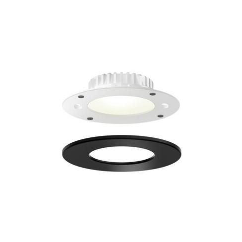 "DALS Lighting RTF4-3K LED Retrofit 4"" LED Recessed Fixture / Retrofit Panel - 3000K & 550 Lumens - image 1 of 1"