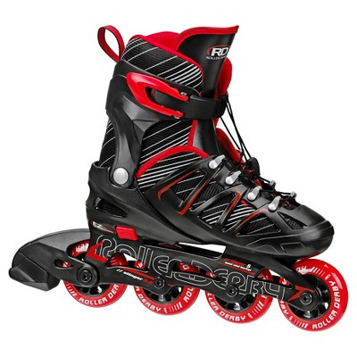 Roller Derby Kids' Stinger 5.2 Adjustable Inline Skates