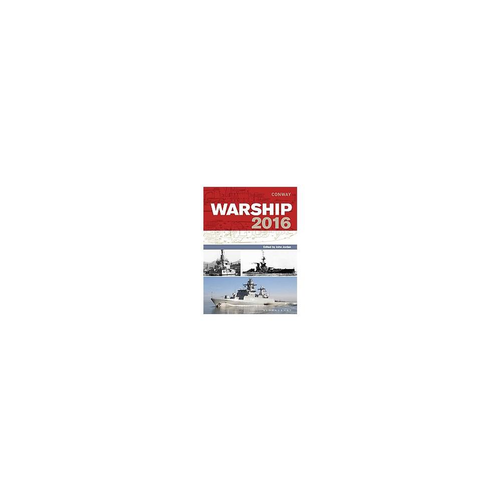 Warship 2016 (Hardcover), Books