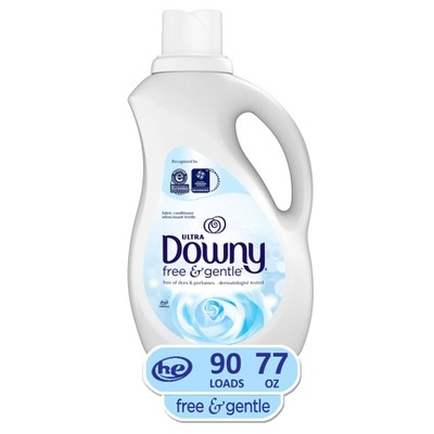 Downy Ultra Free & Gentle Liquid Fabric Conditioner