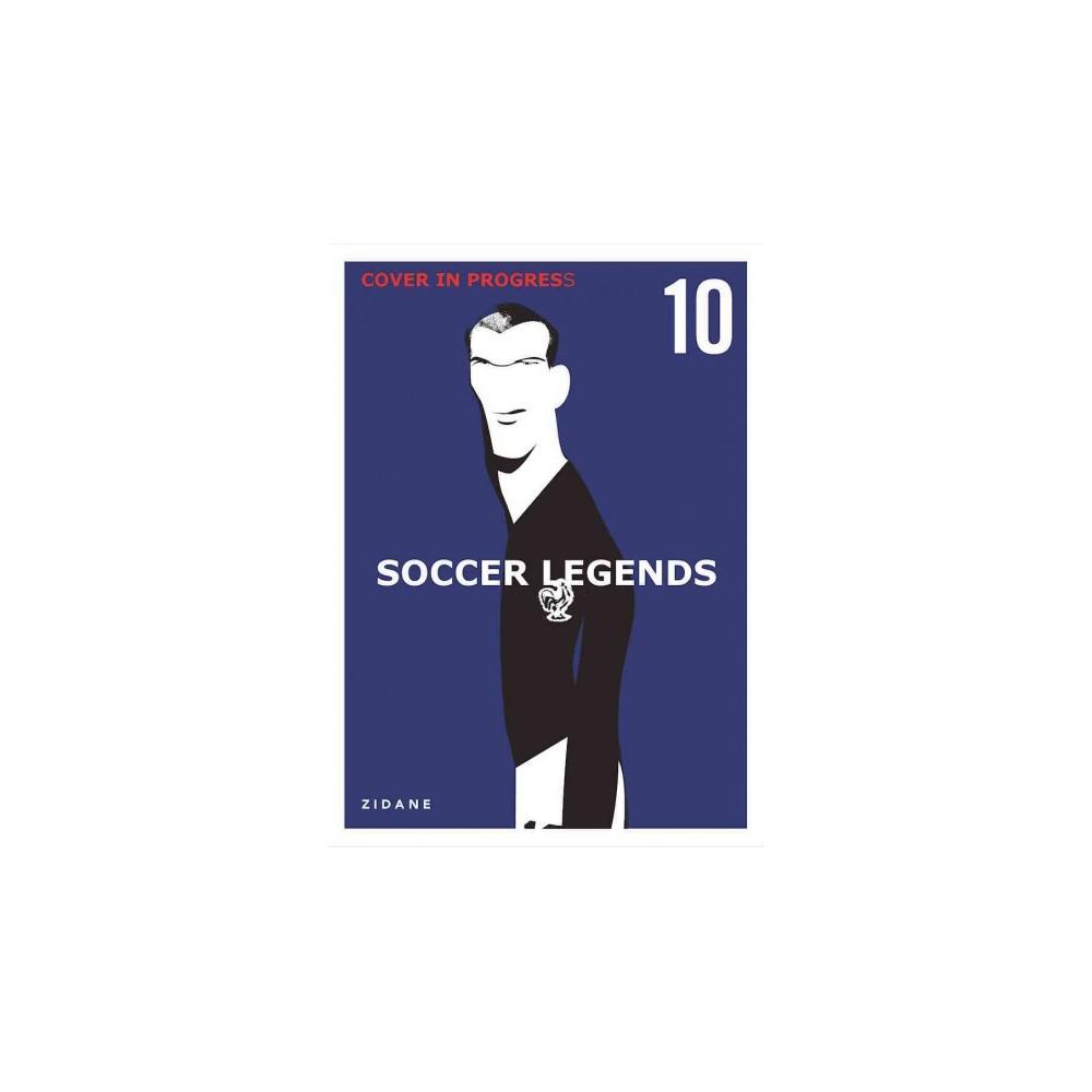 Soccer Legends : 20 Postcards Book (Paperback) (Jorge Arevalo)