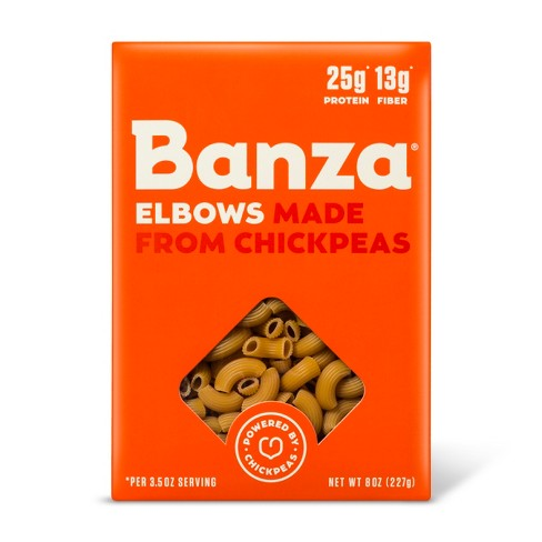 Banza® Chickpea Elbows Pasta - 8oz - image 1 of 2