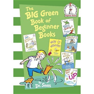The Big Green Book of Beginner Books (Beginner Books Series) (Hardcover) by Dr. Seuss