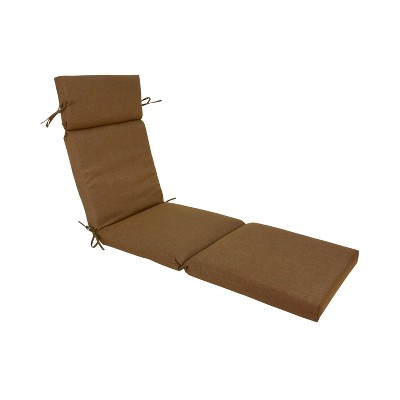 Sunbrella Patio Chaise Lounge Cushion - Astella