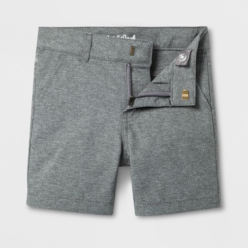0e8a7d3b9a Toddler Boys' Quick Dry Shorts - Cat & Jack™ Grey 5T
