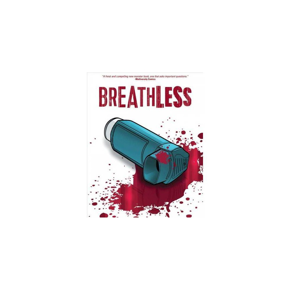 Breathless 1 - (Breathless) by Patrick Shand (Paperback)