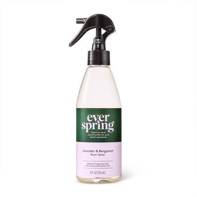 Room Spray Lavender & Bergamot - 8 fl oz - Everspring™