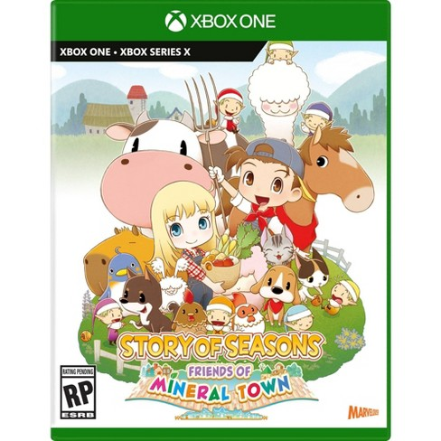 Story of Seasons: Friends of Mineral Town - Xbox One/Series X - image 1 of 4