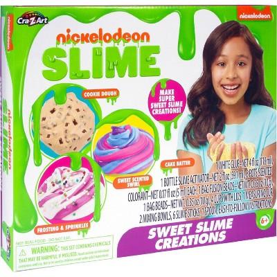Nickelodeon Sweet Slime Creations by Cra-Z-Art
