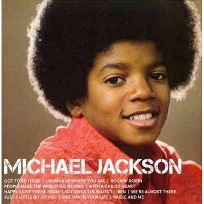Michael Jackson - ICON (CD)
