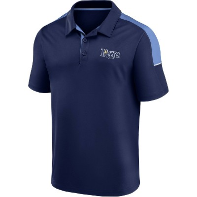 MLB Tampa Bay Rays Men's Polo Shirt