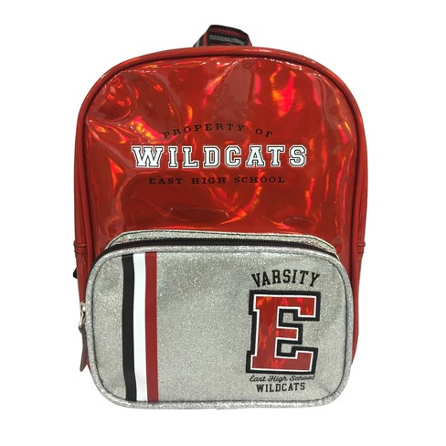 Girls' Disney High School Musical Backpack - Red/Gray - image 1 of 4