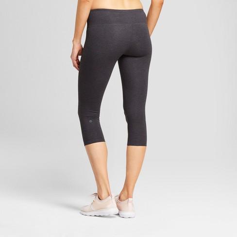 7dfe8b7b26 Women's Cotton Mid-Rise Capri Leggings 20