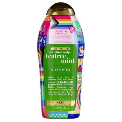 OGX Care with Pride Extra Strength Tea Tree Mint Shampoo - 19.5 fl oz