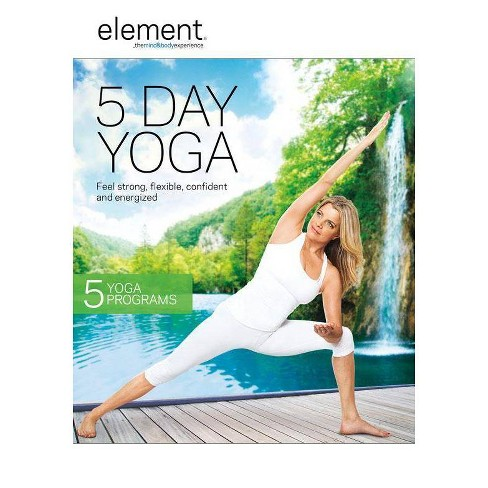 Element: 5 Day Yoga (DVD) - image 1 of 1