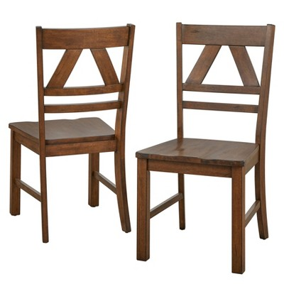 Set of 2 Vintner Dining Chairs - Buylateral