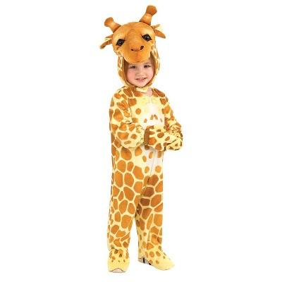 Kids' Toddler Giraffe Halloween Costume S