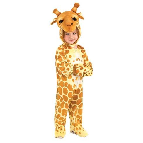 Kids' Toddler Giraffe Halloween Costume S - image 1 of 3