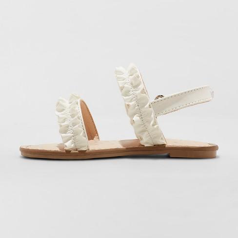 ba6f7e652cd3 Toddler Girls  Irisa Slide Sandals - Cat   Jack™   Target