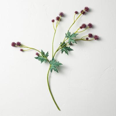 "18.5"" Faux Globe Amaranth Stem - Hearth & Hand™ with Magnolia"