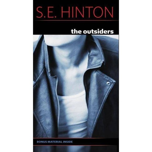 The Outsiders (Reprint) (Paperback) by S. E. Hinton - image 1 of 1