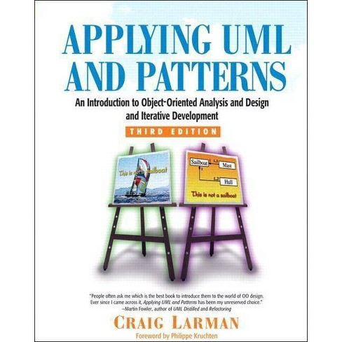 Applying UML and Patterns - 3 Edition by  Craig Larman (Hardcover) - image 1 of 1