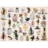 Eurographics Inc. Yoga Puppies 300 Piece XL Jigsaw Puzzle - image 3 of 4