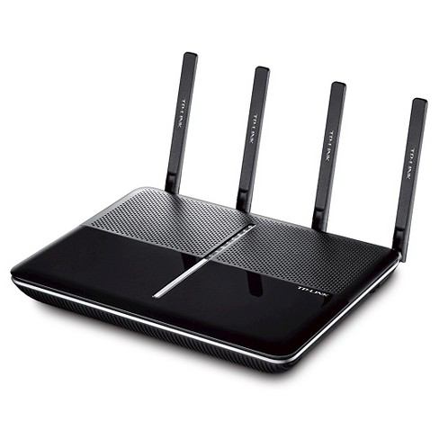TP-LINK AC2600 Wireless Dual Band Gigabit Router with MU-MIMO - Black (Archer C2600) - image 1 of 6