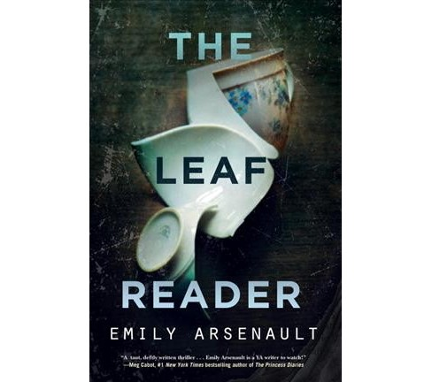 Leaf Reader -  by Emily Arsenault (Hardcover) - image 1 of 1