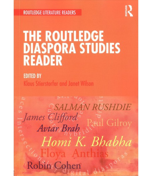 Routledge Diaspora Studies Reader -  (Routledge Literature Readers) (Paperback) - image 1 of 1