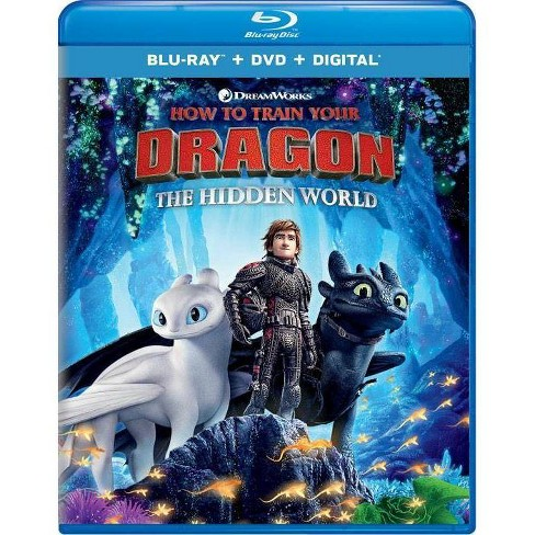How to Train Your Dragon: The Hidden World (Blu-Ray + DVD + Digital) - image 1 of 2