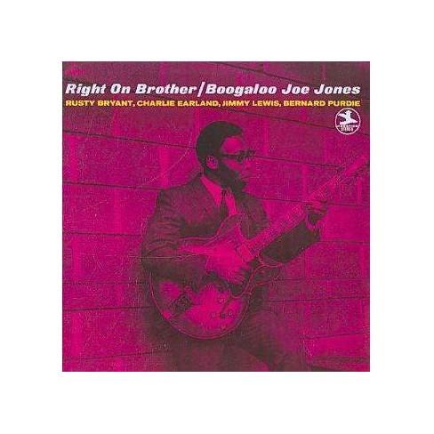 Newfield - Right on Brother (Bonus Tracks) (CD) - image 1 of 1