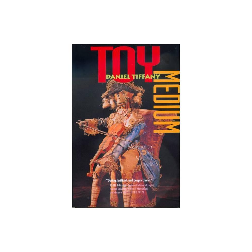Toy Medium - by Daniel Tiffany (Paperback)