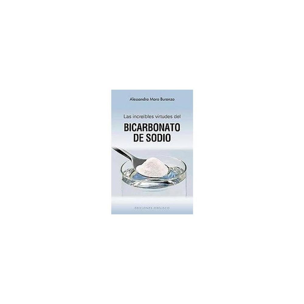 Las increibles propiedades del bicarbonato de sodio / The Incredible Properties of Sodium Bicarbonate