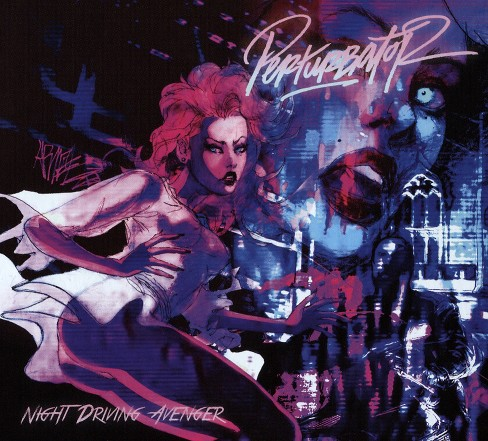 Perturbator - Night driving avenger (CD) - image 1 of 1