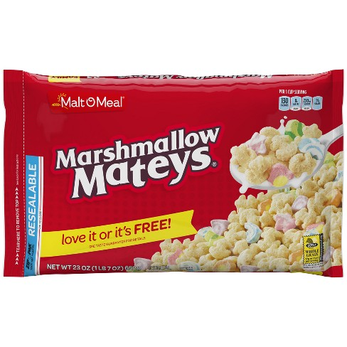 Malt-O-Meal Marshmallow Matey's Breakfast Cereal - 23oz - image 1 of 1
