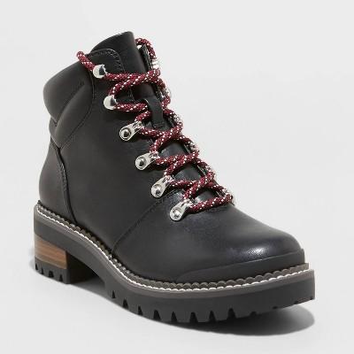 Women's Kira Lace-Up Hiker Boots - Universal Thread™