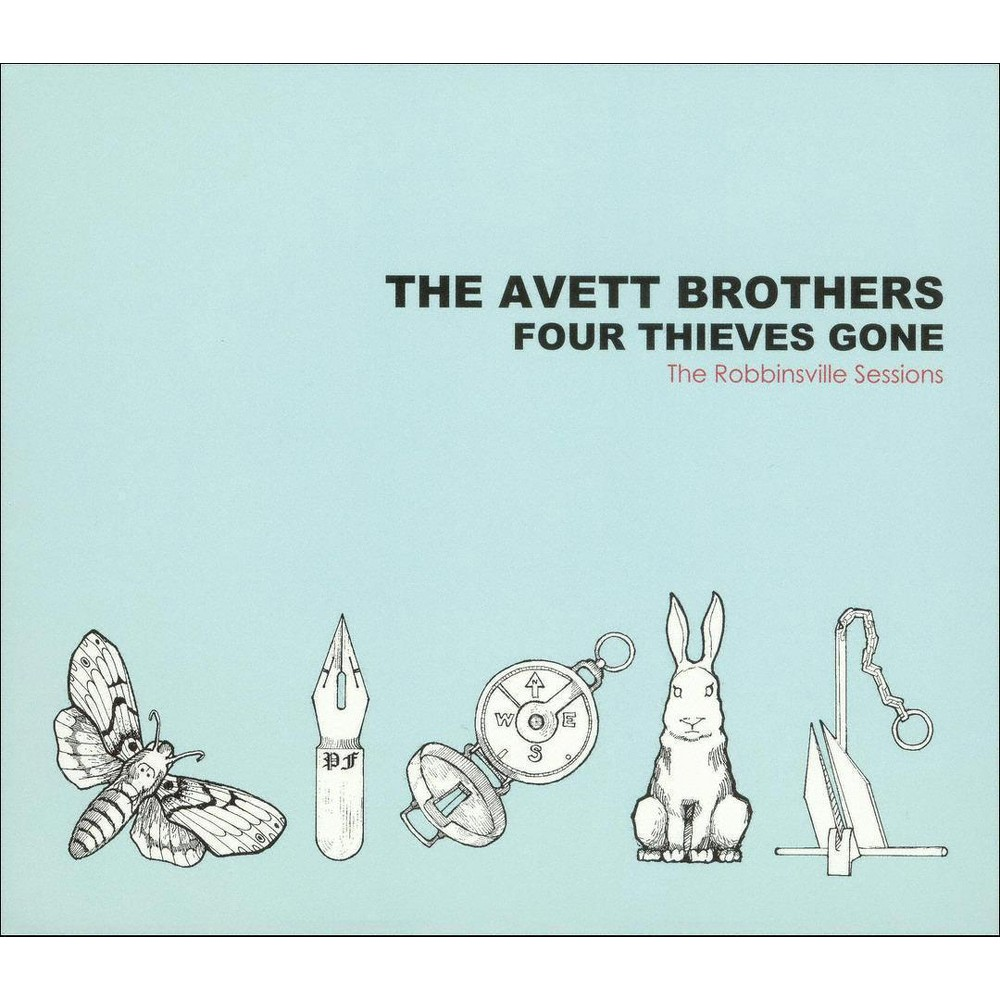 Avett Brothers - Four Thieves Gone:Robbinsville Sessio (CD)