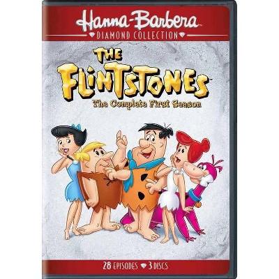 The Flintstones: The Complete First Season (DVD)
