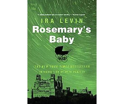 Rosemary's Baby (Paperback) (Ira Levin) - image 1 of 1