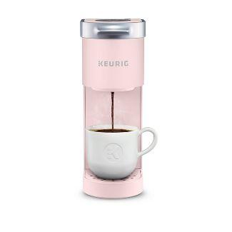 Keurig K-Mini Single-Serve K-Cup Pod Coffee Maker - Dusty Rose