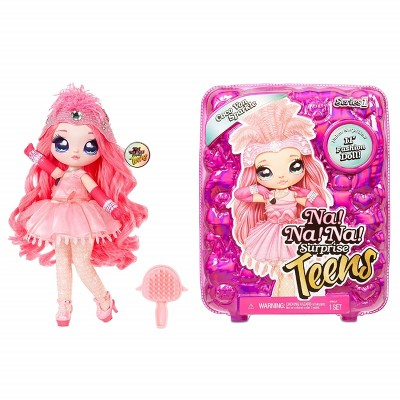 Na! Na! Na! Surprise Teens Fashion Doll – Coco Von Sparkle