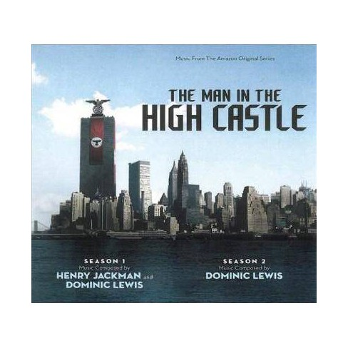 Dominic Lewis - Man In The High Castle Seasons 1 & 2 (OST) (CD) - image 1 of 1
