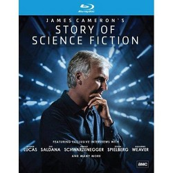 James Cameron's Story of Science Fiction (Blu-ray)