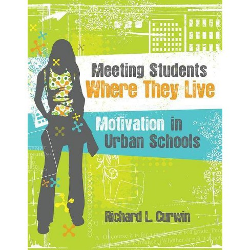 Meeting Students Where They Live - by  Richard L Curwin (Paperback) - image 1 of 1